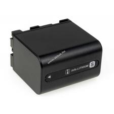 Powery Utángyártott akku Videokamera Sony DCR-PC4E 4500mAh sony videókamera akkumulátor