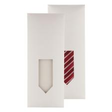 Pozo nyakkendőtasak, fehér