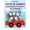 Pozsonyi Pagony Bartos Erika-Bogyó és Babóca foglalkoztatókönyv (Új példány, megvásárolható, de nem kölcsönözhető!)