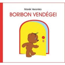 Pozsonyi Pagony Marék Veronika: Boribon vendégei gyermek- és ifjúsági könyv
