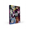 Pp Füzetbox A4 - 3-753  Monster High P+P <20db/ dob>