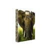 Pp Füzetbox A4 JUMBO iratgyűjtő patentos A4 ELEPHANT PP