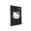 Pp Füzetbox A5 - 1-883A - Hello Kitty Black P+P <10db/dob>