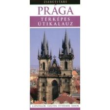 Prága - Zsebútitárs térkép