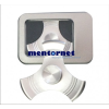 PRC Fidget Spinner pörgettyű fém - ezüst