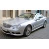 PRECISION Mercedes SL R230 LED készlet (rendszám + helyzetjelző)