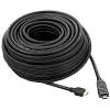 PremiumCord HDMI High Speed ??Ethernet interfésszel 20 méter fekete