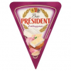 Président Brie fokhagymás zsírdús lágy sajt 125 g