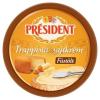 Président füstölt trappista sajtkrém 125 g