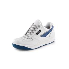 Prestige Sportos bőr félcipő PRESTIGE, fehér, méret: 45