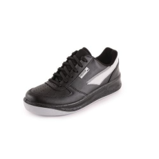 Prestige Sportos bőr félcipő PRESTIGE, fekete, méret: 36