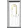 PRESTON 2 Műanyag bejárati ajtó 100x210 cm