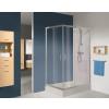 Prima Boutique Monaco sarokbelépős zuhanykabin tolóajtóval