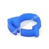 PrimoChill Műanyag Tömlőbilincs 19mm - UV Kék