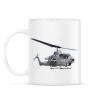 PRINTFASHION AH-1 Cobra - Bögre - Fehér