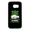 PRINTFASHION Apa és Fia - Telefontok - Fekete hátlap