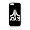 PRINTFASHION ATARI 3D Logo - Telefontok - Fekete hátlap