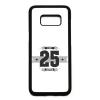 PRINTFASHION b-day-25-dark-lightgrey - Telefontok - Fehér hátlap
