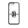 PRINTFASHION b-day-31-dark-lightgrey - Telefontok - Fehér hátlap