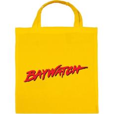 PRINTFASHION Baywatch - Vászontáska - Sárga