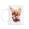 PRINTFASHION Blind fox - Bögre - Fehér