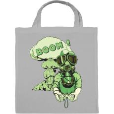 PRINTFASHION Boom - Vászontáska - Szürke