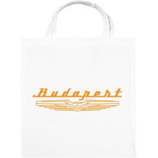PRINTFASHION budapest-ikarus-orange - Vászontáska - Fehér