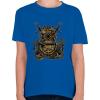 PRINTFASHION Búvár polip - Gyerek póló - Királykék