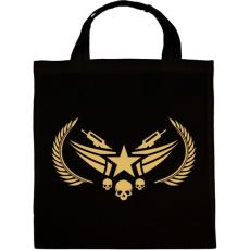 PRINTFASHION Counter Strike: Global Offensive Nova Rank - Vászontáska - Fekete