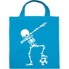 PRINTFASHION Dab foci - Vászontáska - Kék