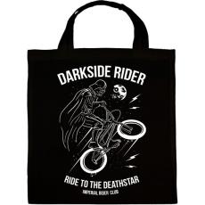 PRINTFASHION Darkside rider - Vászontáska - Fekete