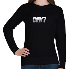 PRINTFASHION Dayz - Női pulóver - Fekete