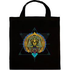 PRINTFASHION Egyiptom - Vászontáska - Fekete