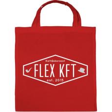 PRINTFASHION FlexKft est. 2015 - Vászontáska - Piros