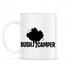 PRINTFASHION Fortnite Bush Camper - Bögre - Fehér
