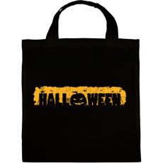 PRINTFASHION Halloween - Vászontáska - Fekete