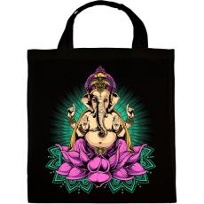 PRINTFASHION Indiai istenség - Vászontáska - Fekete