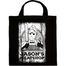 PRINTFASHION Jason húsboltja - Vászontáska - Fekete