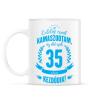 PRINTFASHION kamasz-35-cyan - Bögre - Fehér