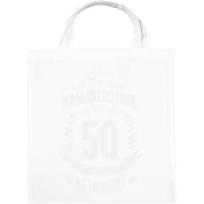PRINTFASHION kamasz-50-white - Vászontáska - Fehér