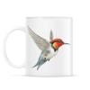 PRINTFASHION Kolibri - Bögre - Fehér