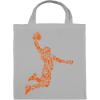 PRINTFASHION Kosárlabda játékos - Vászontáska - Szürke