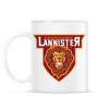 PRINTFASHION Lannister - Bögre - Fehér