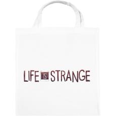 PRINTFASHION Life Is Strange - Vászontáska - Fehér