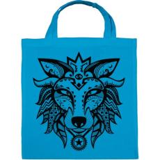 PRINTFASHION Mitikus állat - Vászontáska - Kék