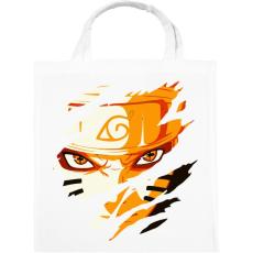 PRINTFASHION Naruto Kyubi Mode - Vászontáska - Fehér