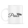 PRINTFASHION Prince - Bögre - Fehér