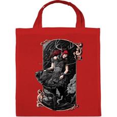 PRINTFASHION Scarlet - Vászontáska - Piros