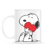 PRINTFASHION Snoopy - Bögre - Fehér