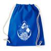 PRINTFASHION Szent szarvas - Sportzsák, Tornazsák - Bright royal